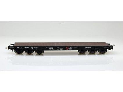 H0 - plošinový vůz Sammp 6-osý ČD V.epocha / 87004
