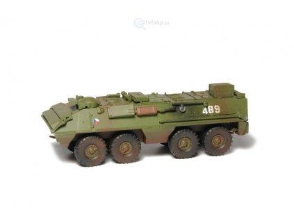 H0 - DTP-64, stavebnice / SDV Model 87124