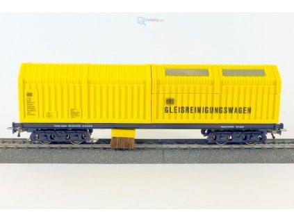 H0 - vysávací vůz Lux-Modellbau 8831