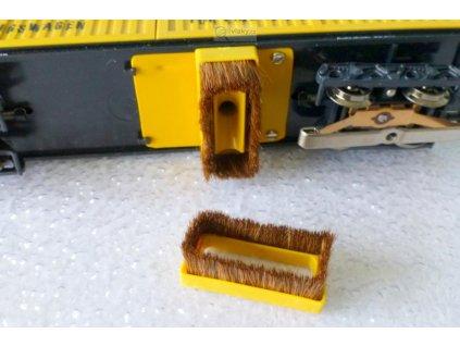 H0 - ND kartáč pro vůz 8831 / Lux-Modellbau 8840