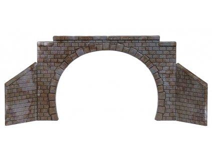 384307 tt tunelovy dvoukolejny portal busch 8841