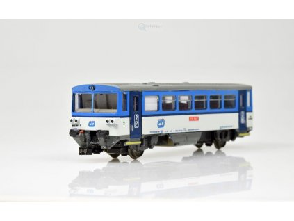 TT - Motorový vůz řady 810 NAJBRT, ČD / RUBIKON 910.01