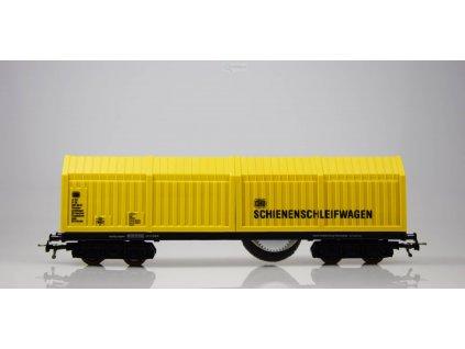 H0 - brousící a leštící vůz / Lux-Modellbau 9131