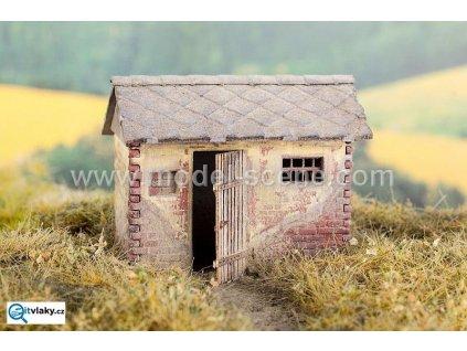 H0 - Kozí chlívek - stavebnice / Model Scene 98503