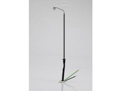 H0 - pouliční lampa, šedá / malosérie 9900024