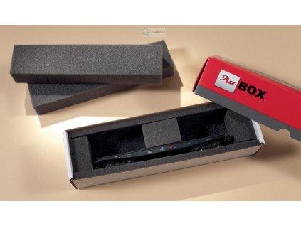 Pěnové vložky do  krabiček na modely - Au-boxů, 2 ks/ Auhagen 99300