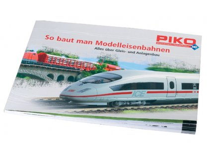 H0 - Plány kolejišť / PIKO 99853