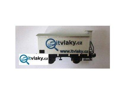 VYPRODÁNO TT - Pivovarský vůz s reklamou ITVLAKY / BBM40009