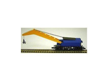 H0 - kolejový jeřáb EDK 300, ČSD / EDK300
