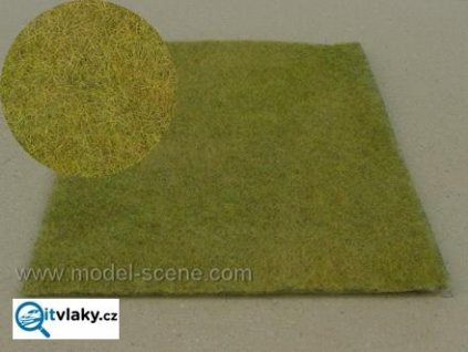 Nesečená louka podzimní / Model Scene F023
