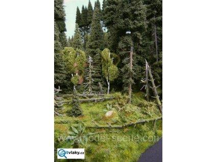 Lesní prameniště -PROFI MINI-DIORAMA / Model Scene F801