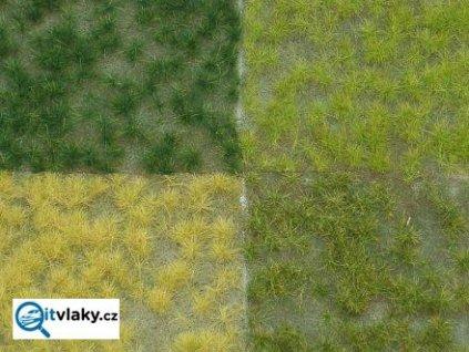 Drny 4 barvy - MULTIPACK / Model Scene F901