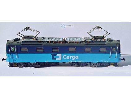 ARCHIV H0 - lokomotiva ČD Cargo 182 038, ex E669.2 - šestikolák / MTB H0182-038