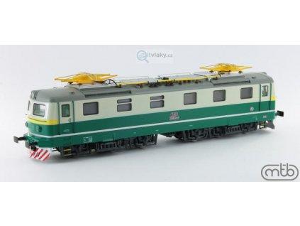 ARCHIV H0 - Lokomotiva ČSD E669 2025 - šestikolák / MTB E669 2025