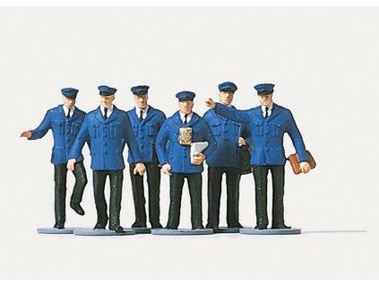 H0 - Železniční zaměstnanci / Merten 0212529