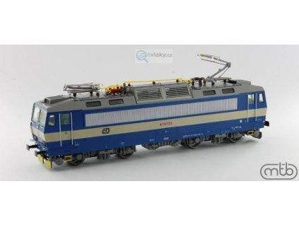 VYPRODÁNO H0 - Lokomotiva ČD 363 129 ex. ES499.1 / MTB H0363129