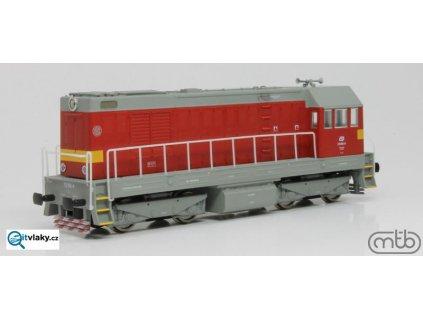 ARCHIV H0 - dieselová lokomotiva ř. 721 156 ČD Velký Hektor / MTB H0721-156