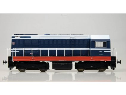 ARCHIV H0 - Dieselová lokomotiva ČSD ř. T458 1103 MTB Velký Hektor