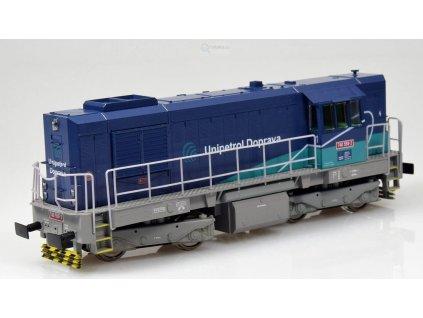 H0 - lokomotiva řady 740 558 UNIPETROL / MTB740558