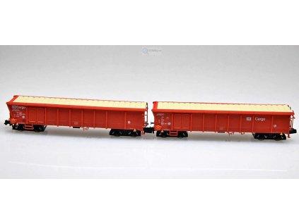 ARCHIV N - set 2 nákladních vozů Tamns 893 DB / HobbyTrain H23413