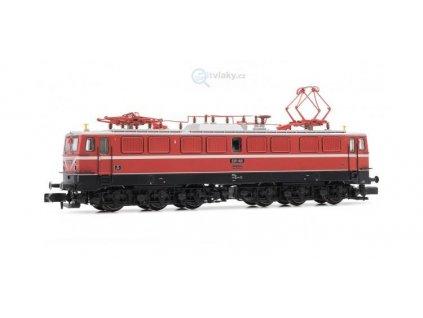 ARCHIV N - Elektrická lokomotiva E251 - DR Messelackierung / Arnold HN2287 EPV