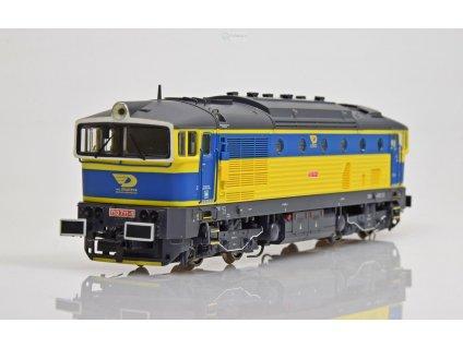 389698 h0 lokomotiva 753 711 1 okd doprava brejlovec rivarossi hrs2463