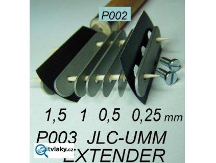 rozšíření pro žiletkovou pilku - extender / JLC P003