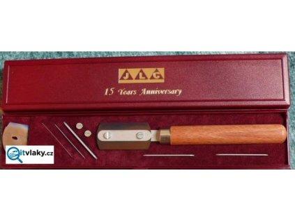 dárkový set - žiletková pilka s rukojetí / komplet + příslušenství / JLCP 004