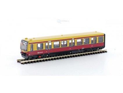 TT - Metro S-Bahn Berlin BR481 / LEMKE LC90481