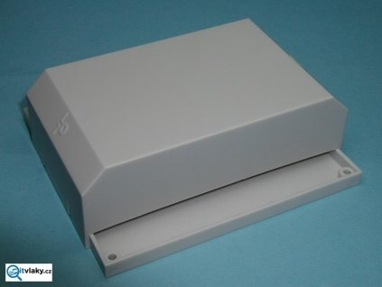 LDT-02 krabička na moduly 117,5 x 100 x 37,5 mm / LDT 000134