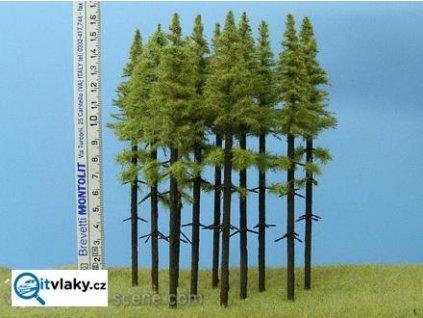 Modřín s kmenem 150 mm  / Model Scene MK150