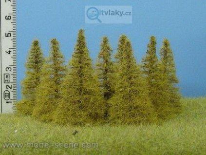 Modřín podzimní 40-60 mm / Model Scene MO054
