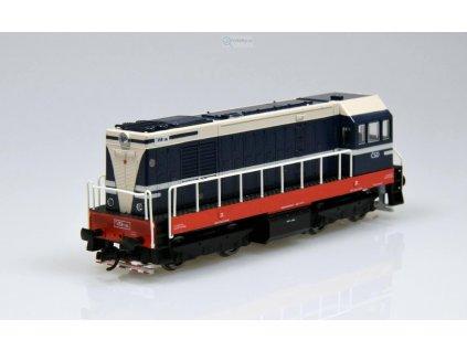 """ARCHIV TT - dieselová lokomotiva T458.1186 """"Velký Hektor"""", ČSD  / MTBT4581186"""