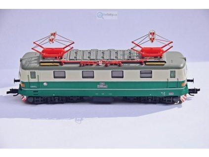 TT - lokomotiva E499 1056 ČSD Bobina/  MTB E499-1056