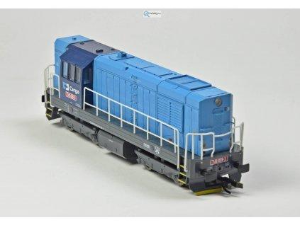 ARCHIV TT - Dieselová lokomotiva 742-029 ČD CARGO KOCOUR / MTB 742-029