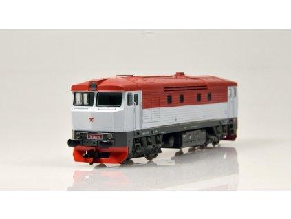 TT - Lokomotiva T478.1230 ČSD BARDOTKA / MTB T4781230