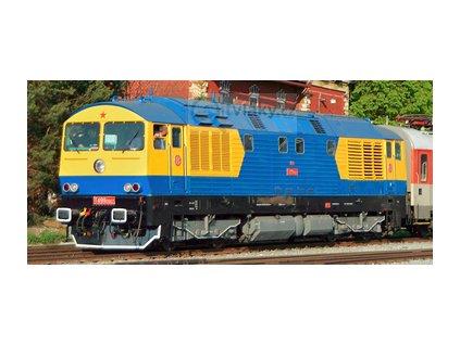 H0 - lokomotiva ČSD T499.0002, Ep. III  Kyklop / MTB