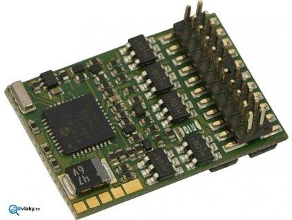 H0 - lokodekodér Plux22 - 22 x 15 x 3,5 mm / ZIMO MX633P22