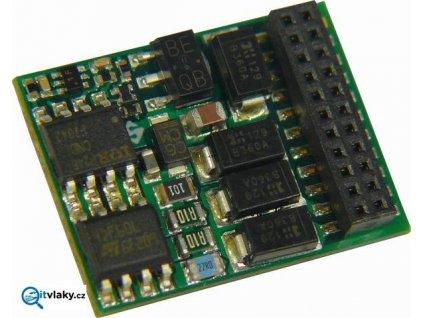 dekodér ZIMO MX634D MTC21 / 20,5 x 15,5 x 4mm