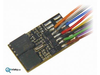 zvukový lokodekodér ZIMO MX648F  NEM651 miniaturní