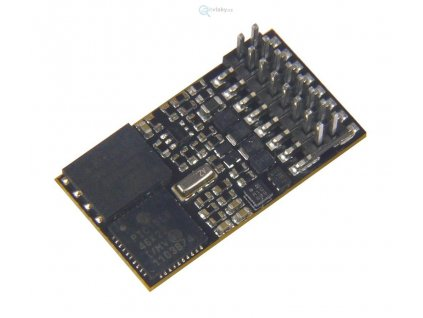 zvukový dekodér ZIMO MX648P16 PluX16 miniaturní