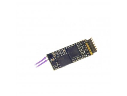 zimx649l zimo mx649l sounddecoders mx649 90 gewinkelte 6 polige schnittstelle nem651