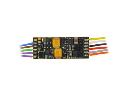 malý zvukový lokodekodér ZIMO MX649R  NEM652 malý