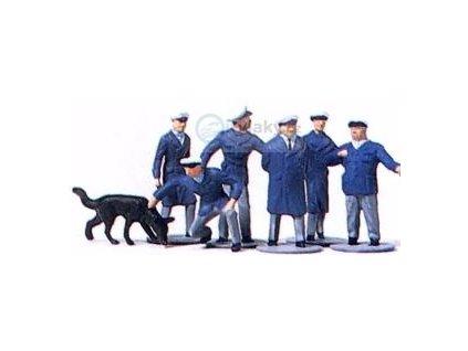 N - Policie a pes / Merten 2246