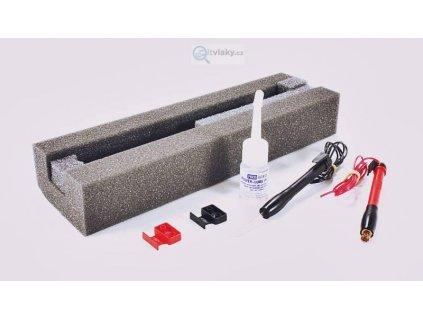 Čisticí set - molitanové lůžko a nástroje / PECO PL-71