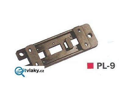 5ks držáků pro přestavník PL-10 / PL-9 PECO