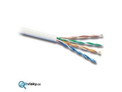 kabel RJ45 - 8 vodičů / cena za 1m se 4 páry drátů
