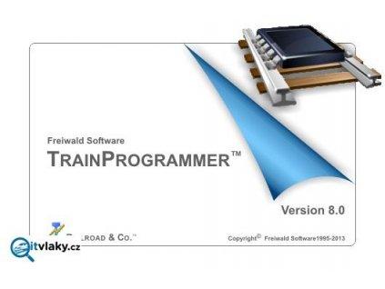 sw k nastavení dekodérů TrainProgrammer 9.0 Freiwald