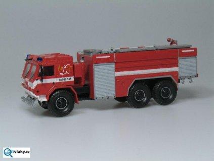 H0 - Tatra 815-7 6x6 CAS 30, stavebnice / SDV Model 365