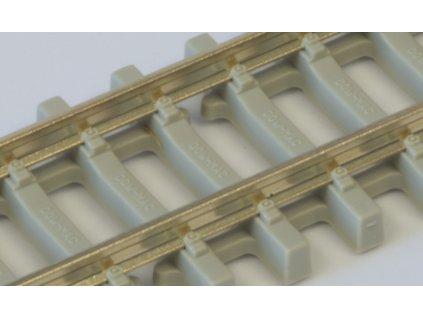 N - kolej flexi, betonové pražce 914 mm, CODE 80 / PECO SL-302